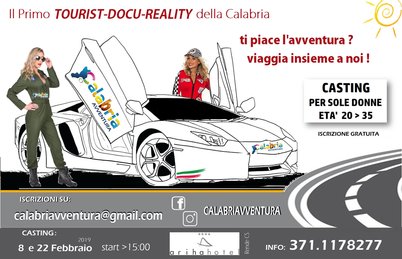Calabria avventura – Casting