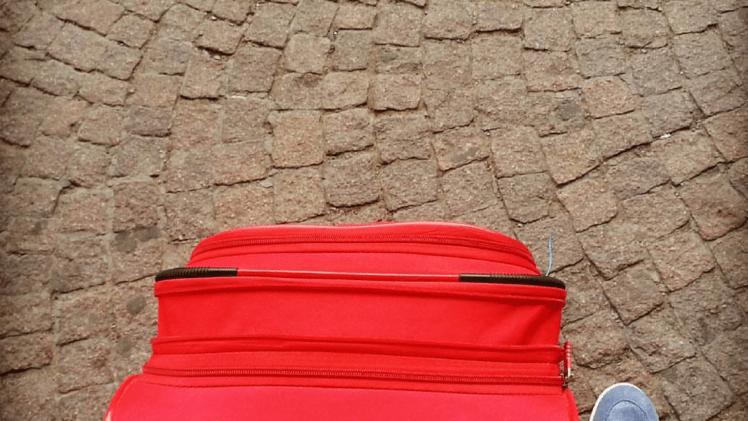 La valigia di una Donna