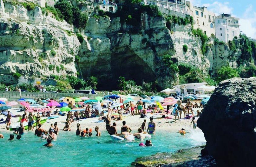 Tropea, Vibo Valentia in Calabria