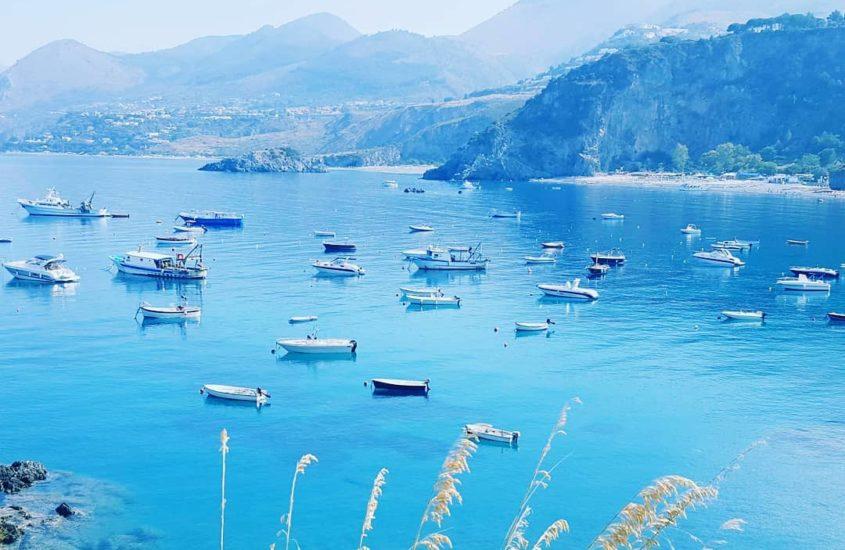 Baia Azzurra a San Nicola Arcella, Cosenza in Calabria