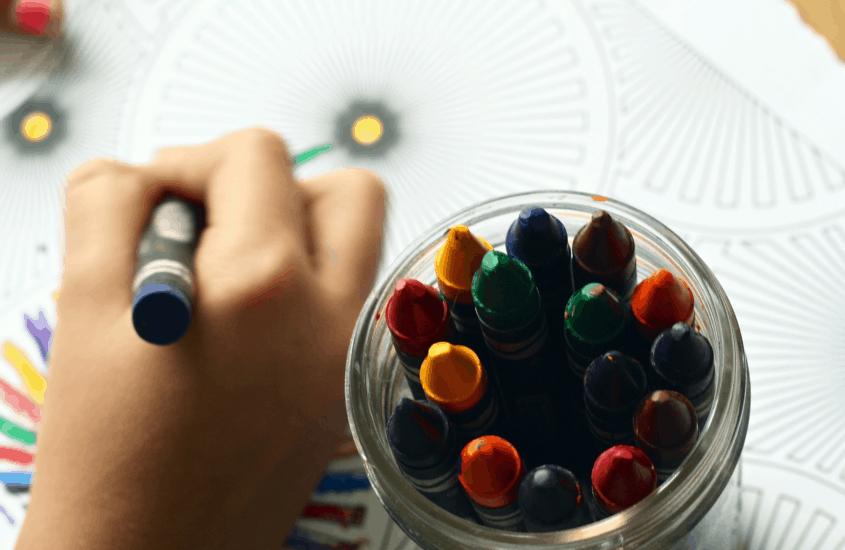 Arte o linguaggio dei bambini?