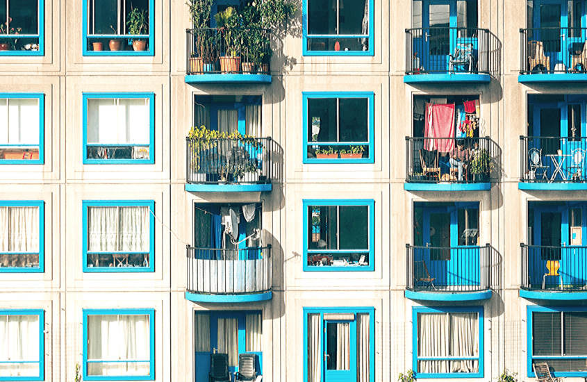 Balconi in festa