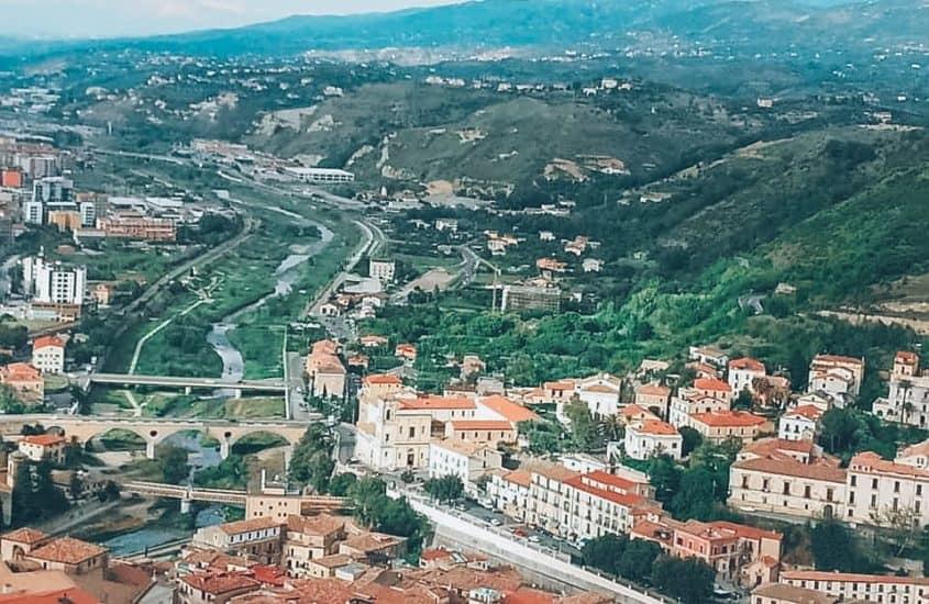 Cosenza, in Calabria