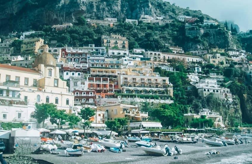Positano, in Costiera Amalfitana