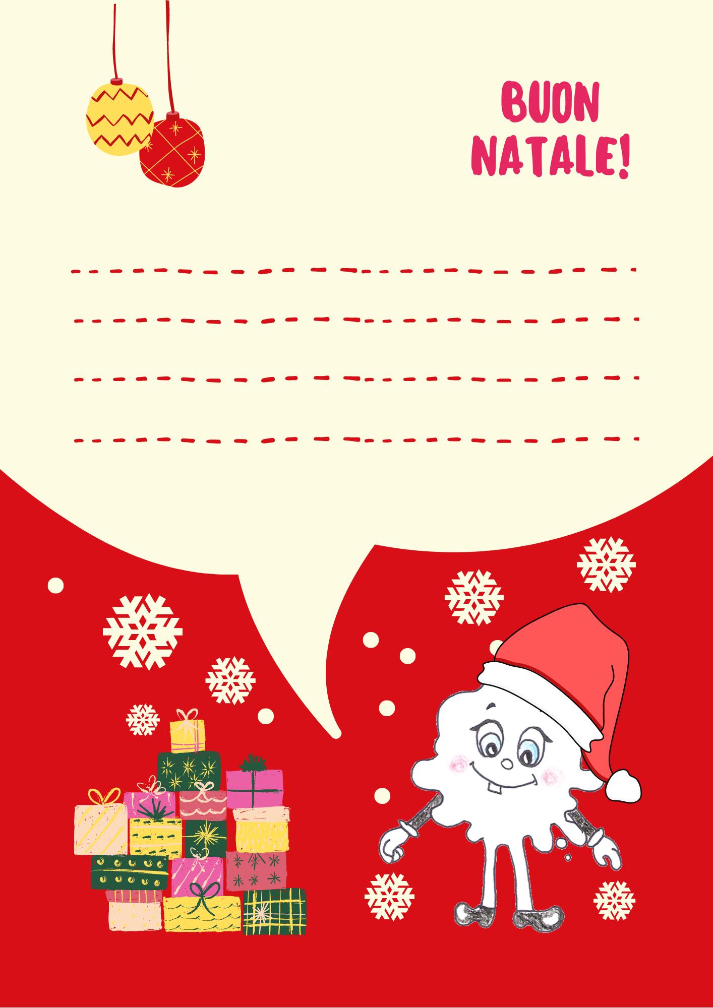 Lettera a Babbo Natale