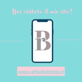 Visita il mio sito www.raffaellabilotta.it • #raffaellabilotta #sito #didattica #montessori #pubblicazioni #articoli #bambini #linguaggiodeibambini #educazione #giochi